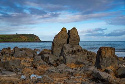 Mersey Point, Devonport Tasmania