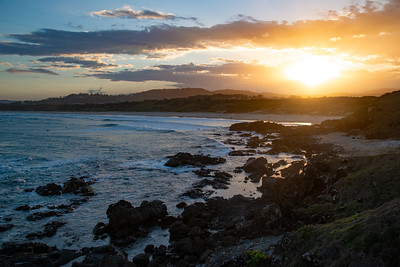 Woolgoolga Lookout, Coffs Harbour NSW