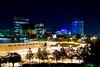 Columbia, South Carolina City Night Scene
