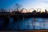 Gervais Street Bridge - Congaree River - Columbia, South Carolina.