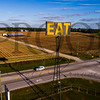 EAT SIGN - South Carolina Rest Stop