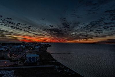 Portofino Condo, Pensacola Beach FL, Nov. 2015