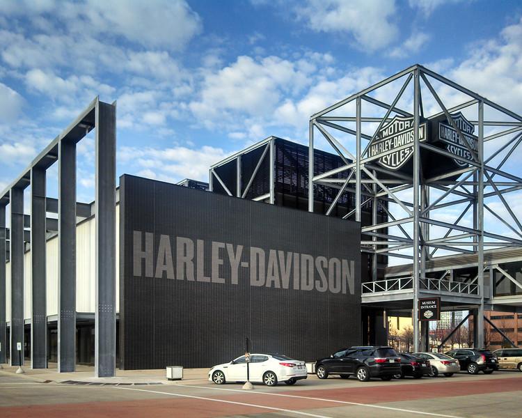 HarleyDavidsonMuseum1