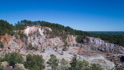Graves Mountain - Gem Mine
