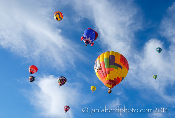Reno Balloon Races 2014