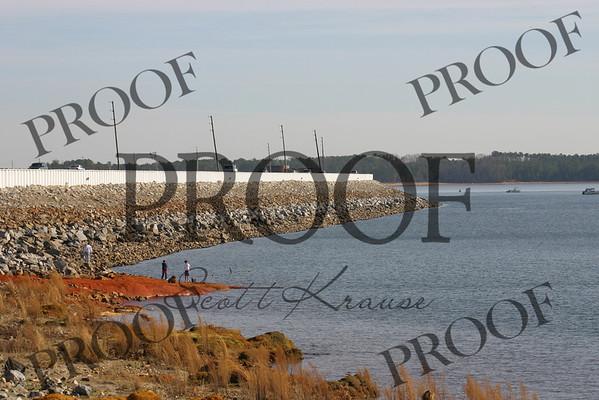 March 13, 2004 - Lake Murray Dam