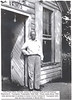 Irmo Post Office - Postmaster pictured is Raymond S. Younginer Photo made in 1944.