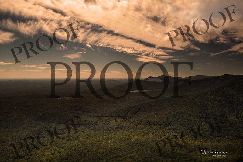 Table Rock Mountain - October 2014