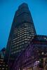 Tower 42 at dusk