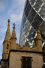 St Andrew Undershaft and 30 St Mary Axe
