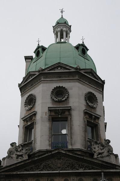 Smithfield Market octagon tower