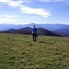 Me standing at Max Patch once of my favorite places in Western North Carolina.