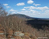 The edge of the trees start to block the view over to Mt. Monadnock