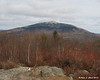 View of Mt. Monadnock from the summit