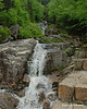 Flume Cascade in Crawford Notch