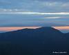 Sunrise along the auto road<br /> Mt. Adams