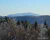 1-21-11<br /> Mt. Monadnock to the Southeast