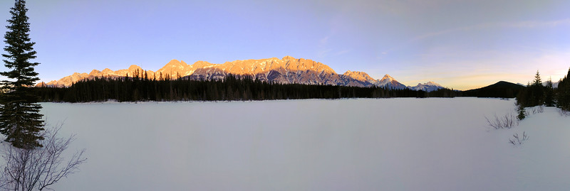 PeterLougheedProvincialParkPanoramic