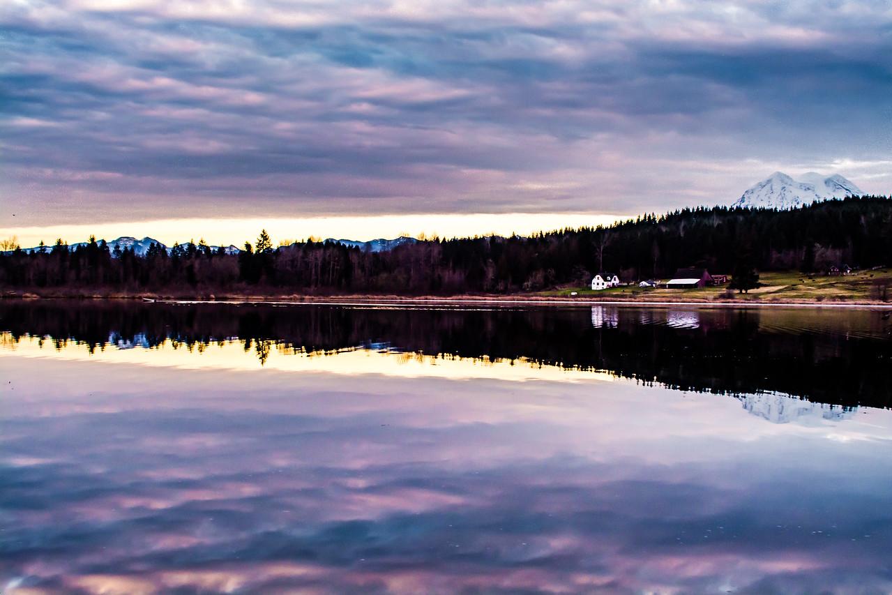Rapjohn Lake Eatonville Washington