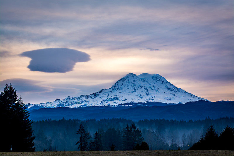 Mount Rainier Eatonville Washington