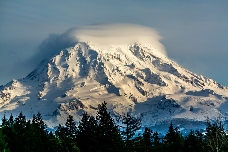 Mount Rainier Weather