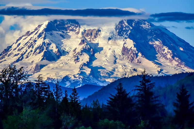 Mount Rainier Details
