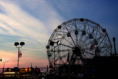 Deno's Wonder Wheel | Jun. 21st, 2013