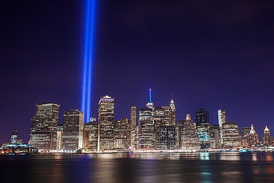 Tribute In Light | Sept. 11th, 2016