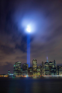Tribute In Light | Sept. 11th, 2014