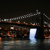 NYC Waterfalls: Brooklyn Bridge | Sept. 4th, 2008