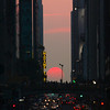 Manhattanhenge | May 31st, 2011