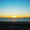 Sunrise at the Sea Scape
