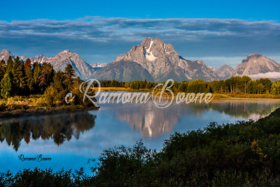 9. Mt Moran, Teton National Park