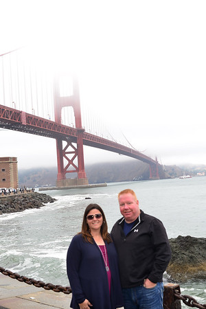 Our 2017 Vacation to San Francisco, Monterey & Yosemite Park