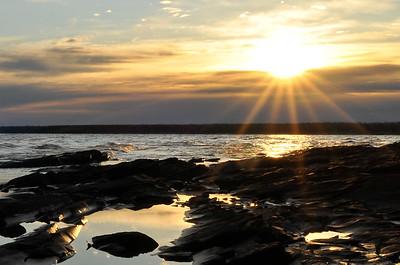 Union Bay, Lake Superior