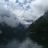 Entering Princess Louisa Inlet in Aug 04