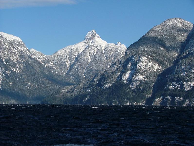 Mt Churchill in Dec 02
