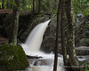 Porcupine Falls on 7/18/21 after more than 4 inches of rain the night before