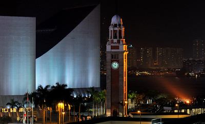 Clock Tower - Tsim Sha Tsui (Hong Kong)