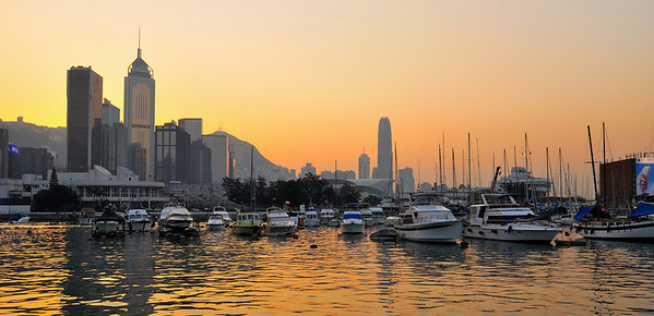 The Yacht Club Evening (Hong Kong)