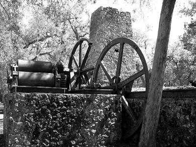Abandoned FL Sugar Mill