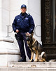 NYPD 2006 - New York Stock Exchange - K9 Unit On Watch