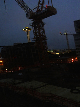 Belltown Construction Cam - August 2013