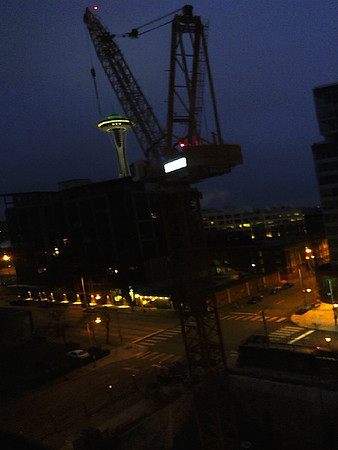 Belltown Construction Cam - April 2013