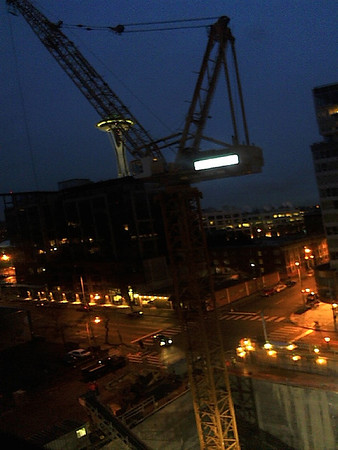 Belltown Construction Cam - January 2013