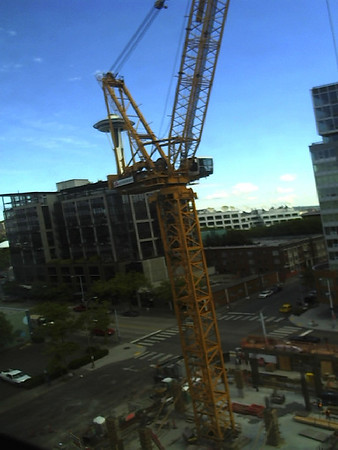 Belltown Construction Cam - June 2013
