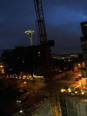 Belltown Construction Cam - February 2013