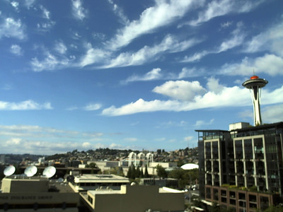 Seattle Webcam August 2012