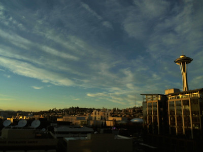 Seattle Webcam Jan-Feb 2012