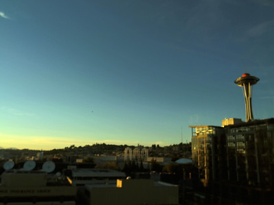 Seattle Webcam September 2012
